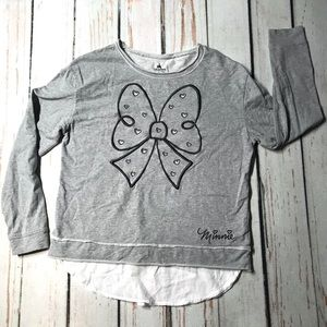 Disney Minnie Bow LongSleeve